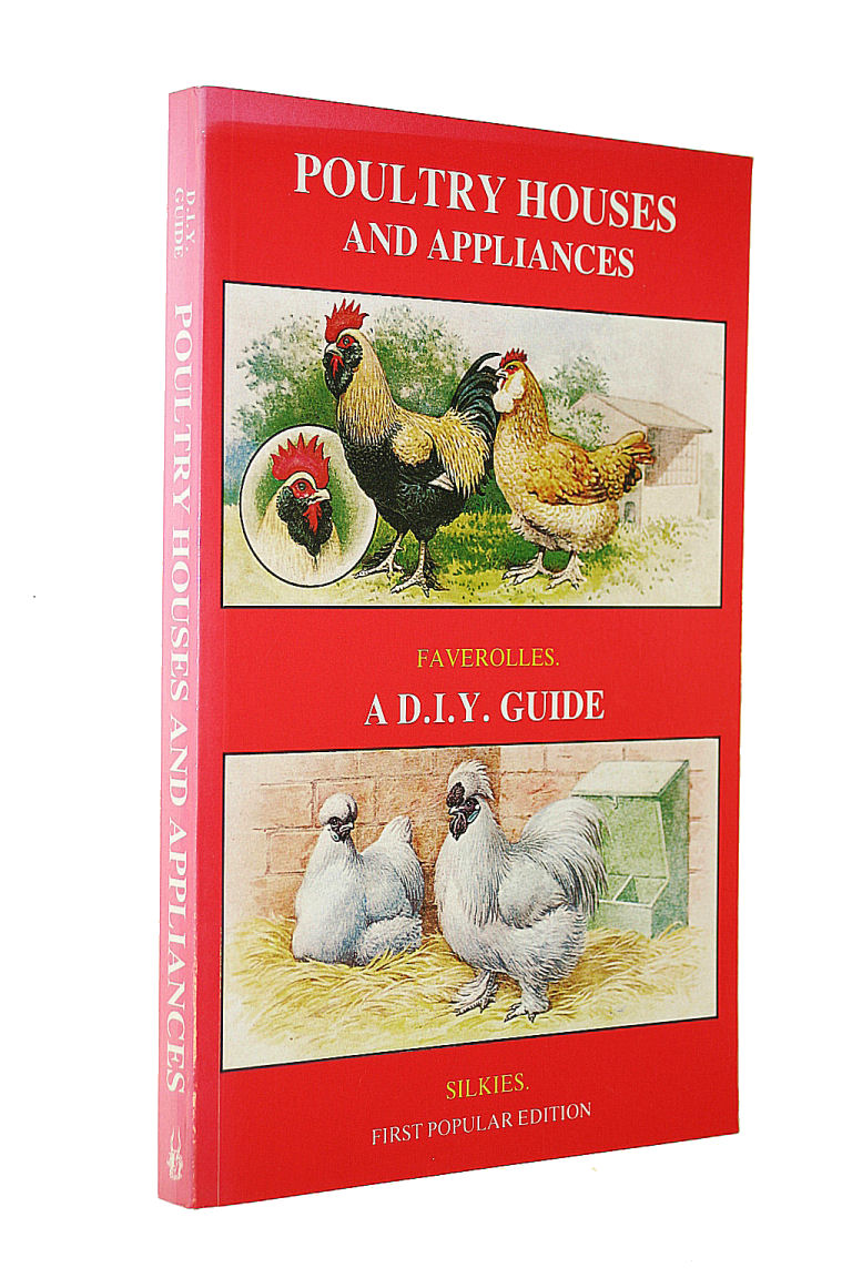 Image for Poultry Houses and Appliances: A D.I.Y. Guide (Poultry fanciers library)