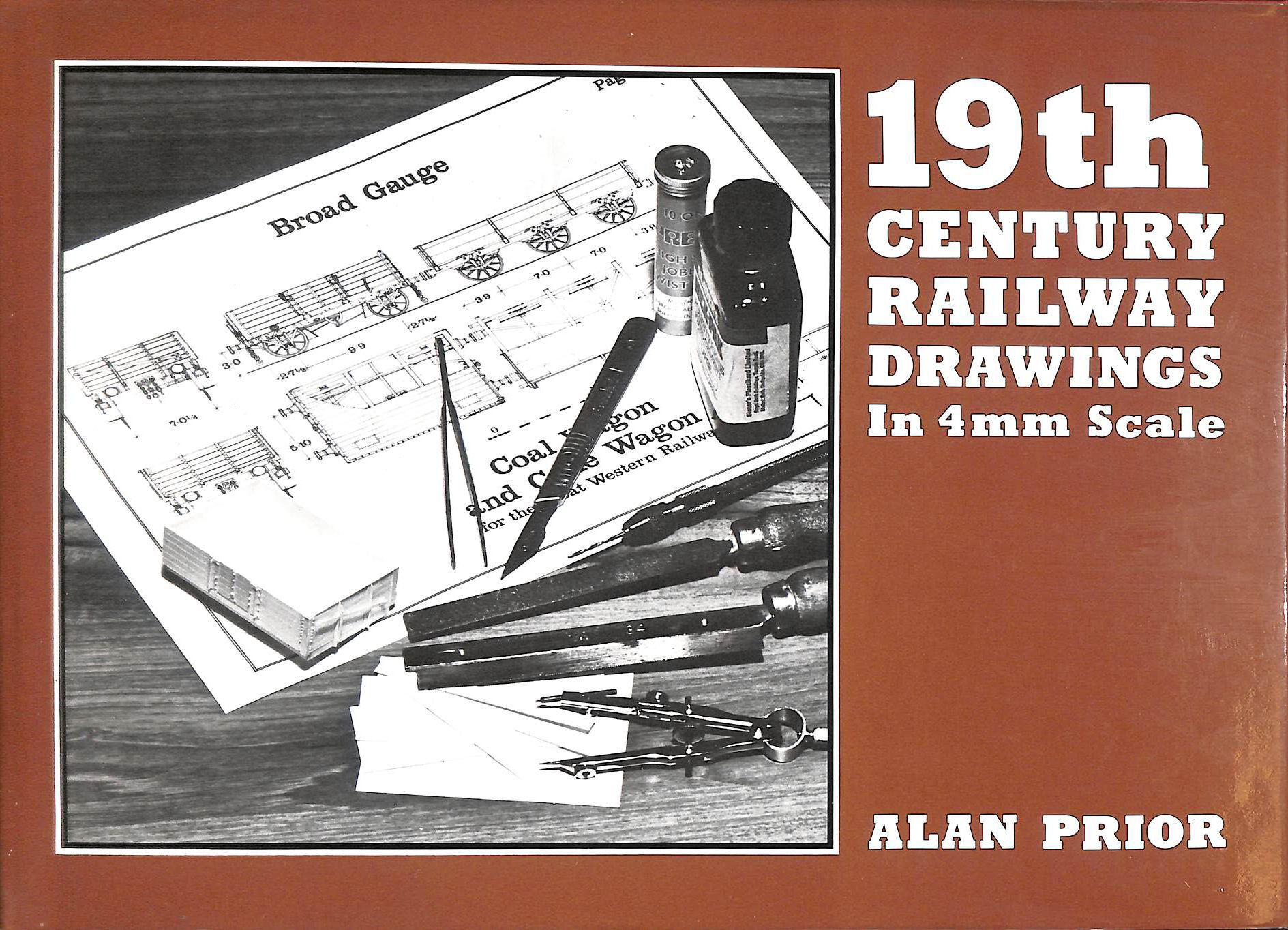 Image for 19th century Railway Drawings in 4mm Scale