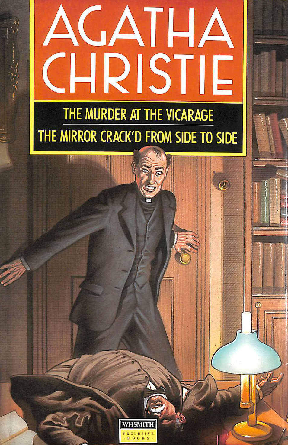 Image for The Murder at the Vicarage & the Mirror Crack'd from Side to Side
