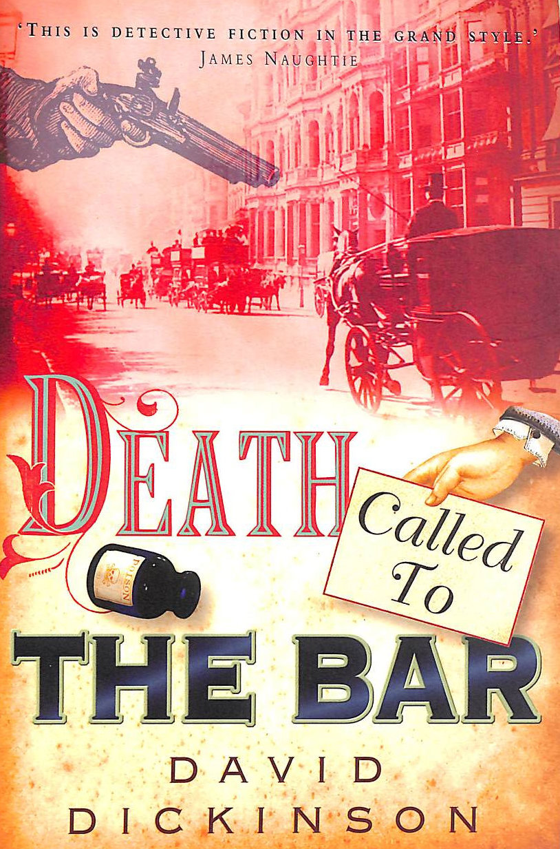 Image for Death Called to the Bar