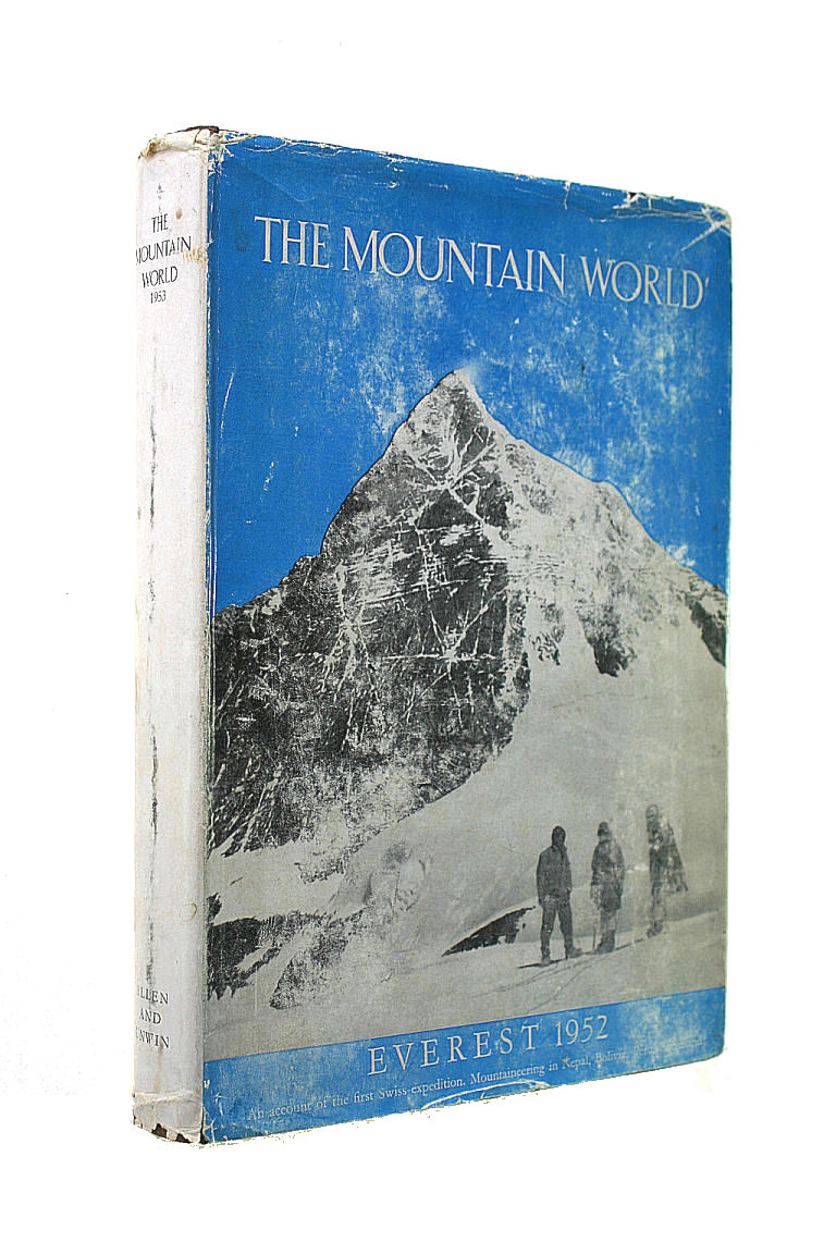 Image for The Mountain World 1953