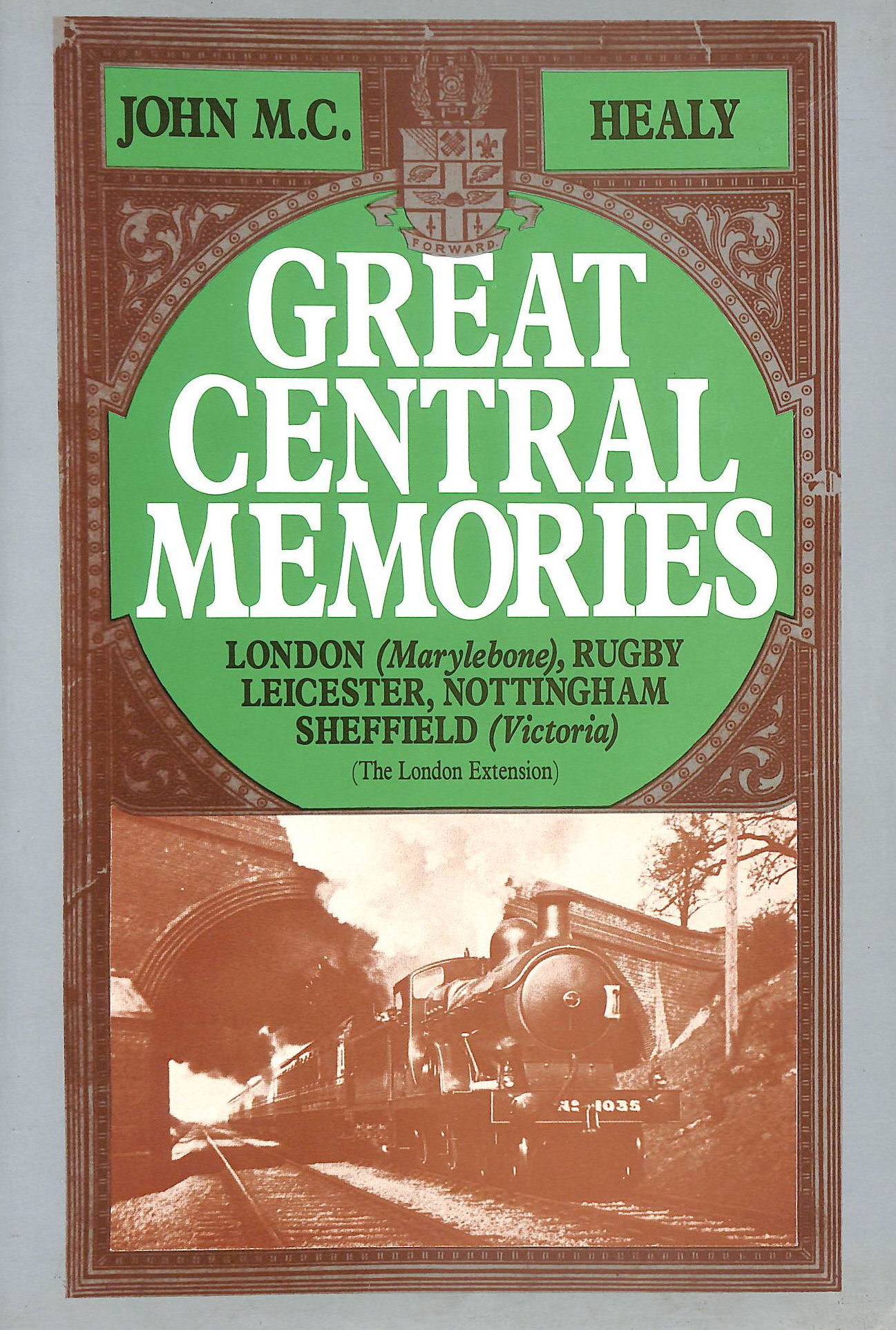 Image for Great Central Memories