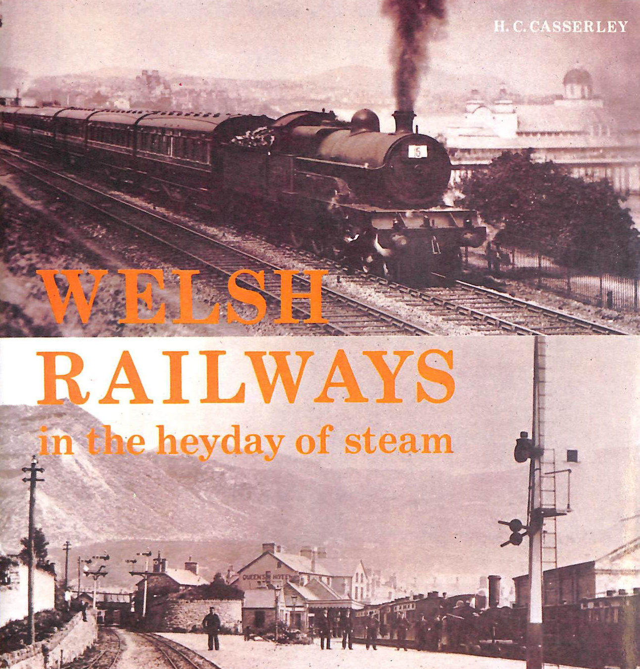 Image for Welsh Railways in the Heyday of Steam