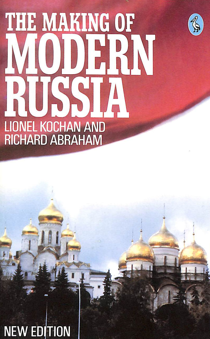 Image for The Making of Modern Russia (Pelican S.)