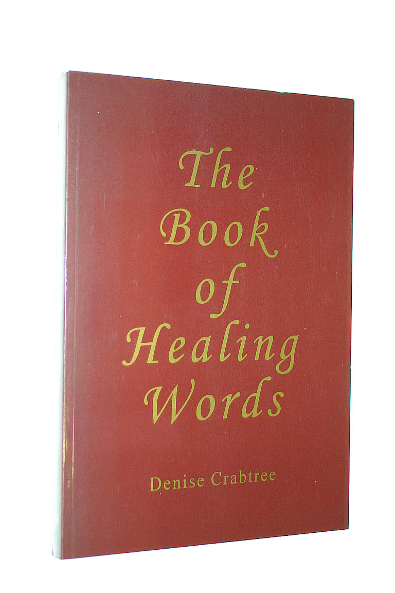 Image for Book of Healing Words