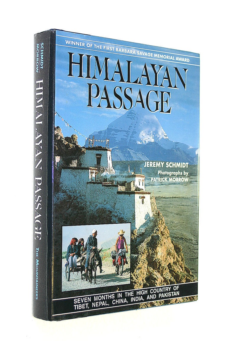 Image for Himalayan Passage: Seven Months in the High Country of Tibet, Nepal, China, India and Pakistan