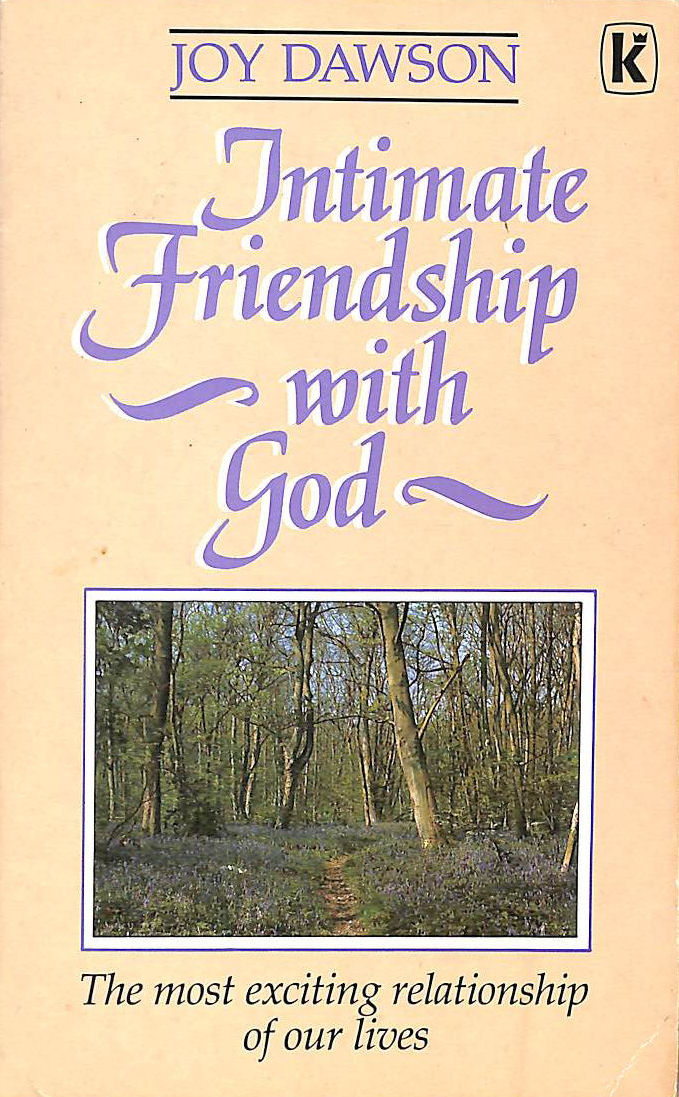 Image for Intimate Friendship with God