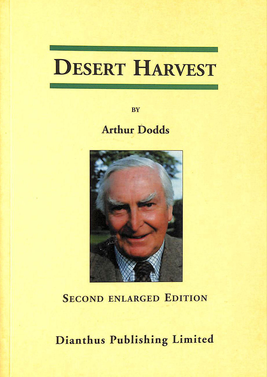 Image for Desert Harvest