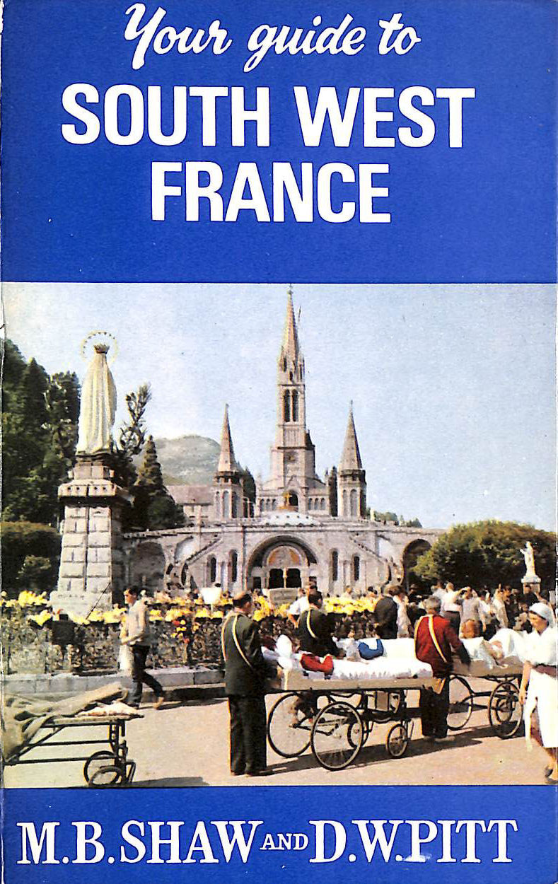 Image for Your Guide to South West France