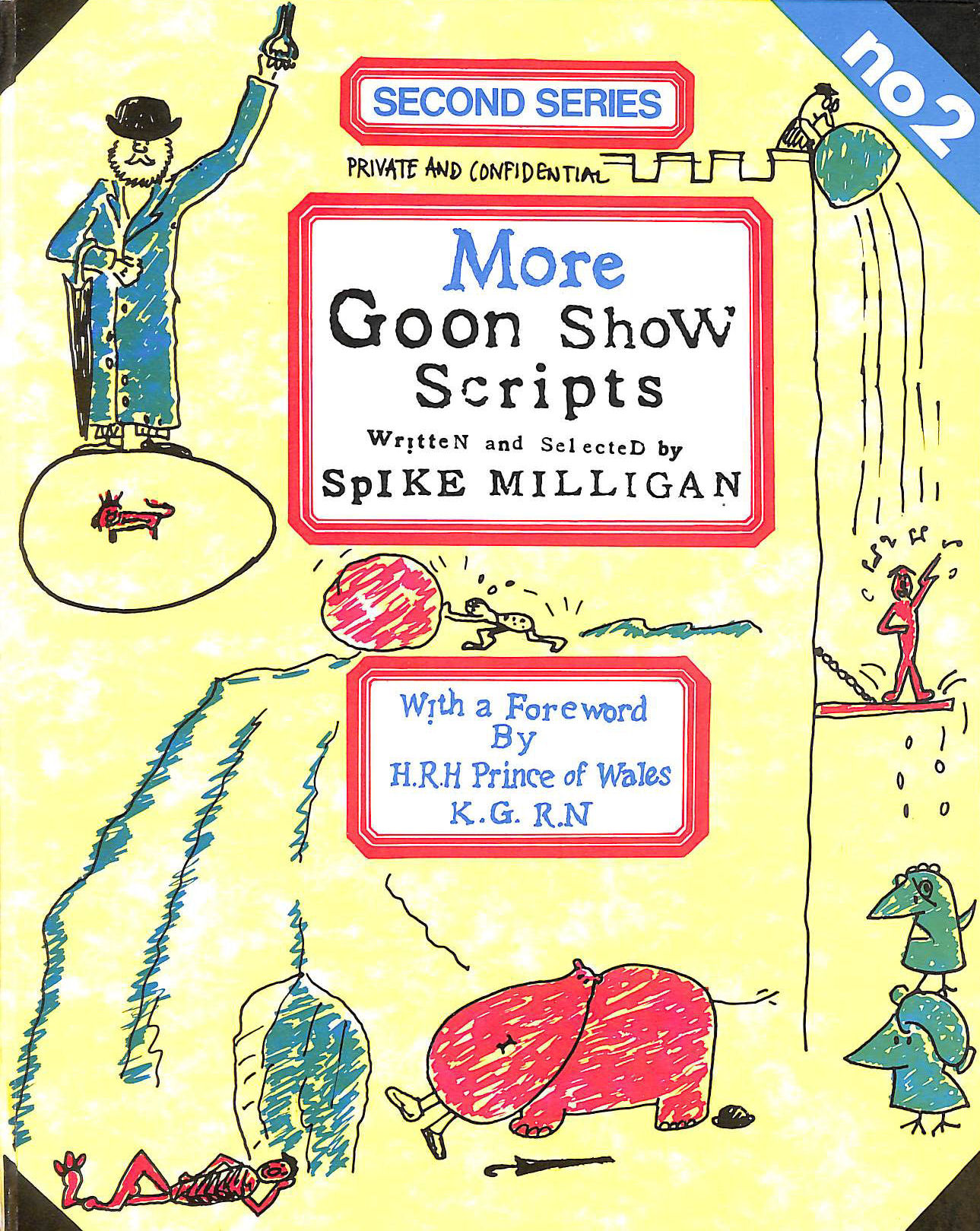 Image for More Goon Show Scripts