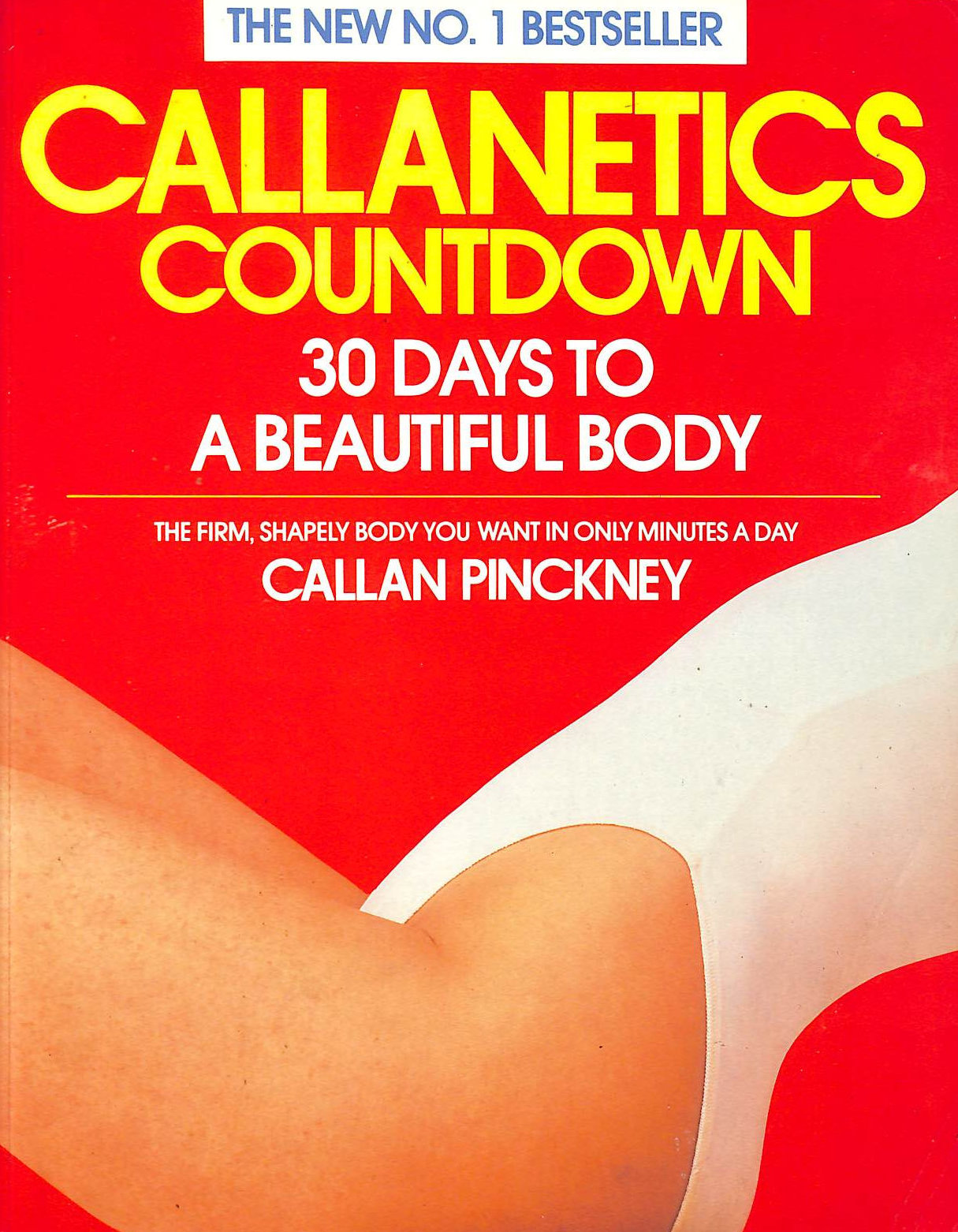 Image for Callanetics Countdown: 30 Days to a Beautiful Body