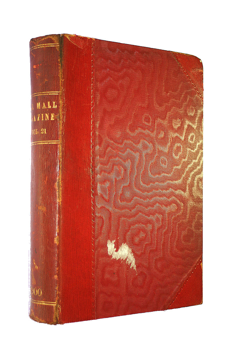 Image for The Pall Mall Magazine. Volume Xxi. May To August 1900.