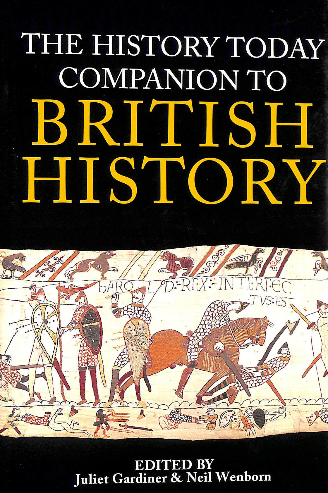 Image for History Today Companion to British History