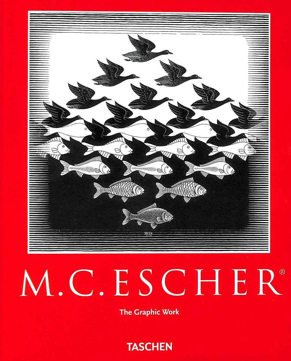 Image for M.C. Escher: The Graphic Work