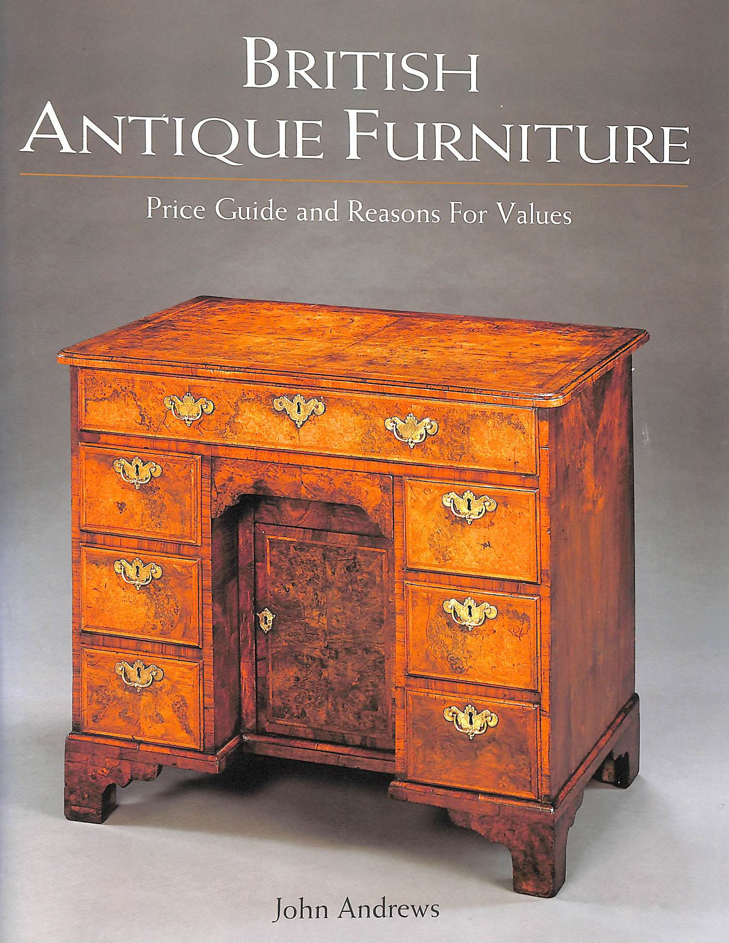 Image for British Antique Furniture 2001: Price Guide and Reasons for Values