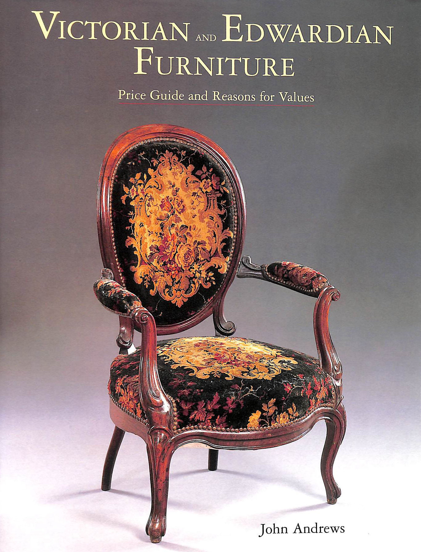 Image for Victorian and Edwardian Furniture 2001: Price Guide and Reasons for Values
