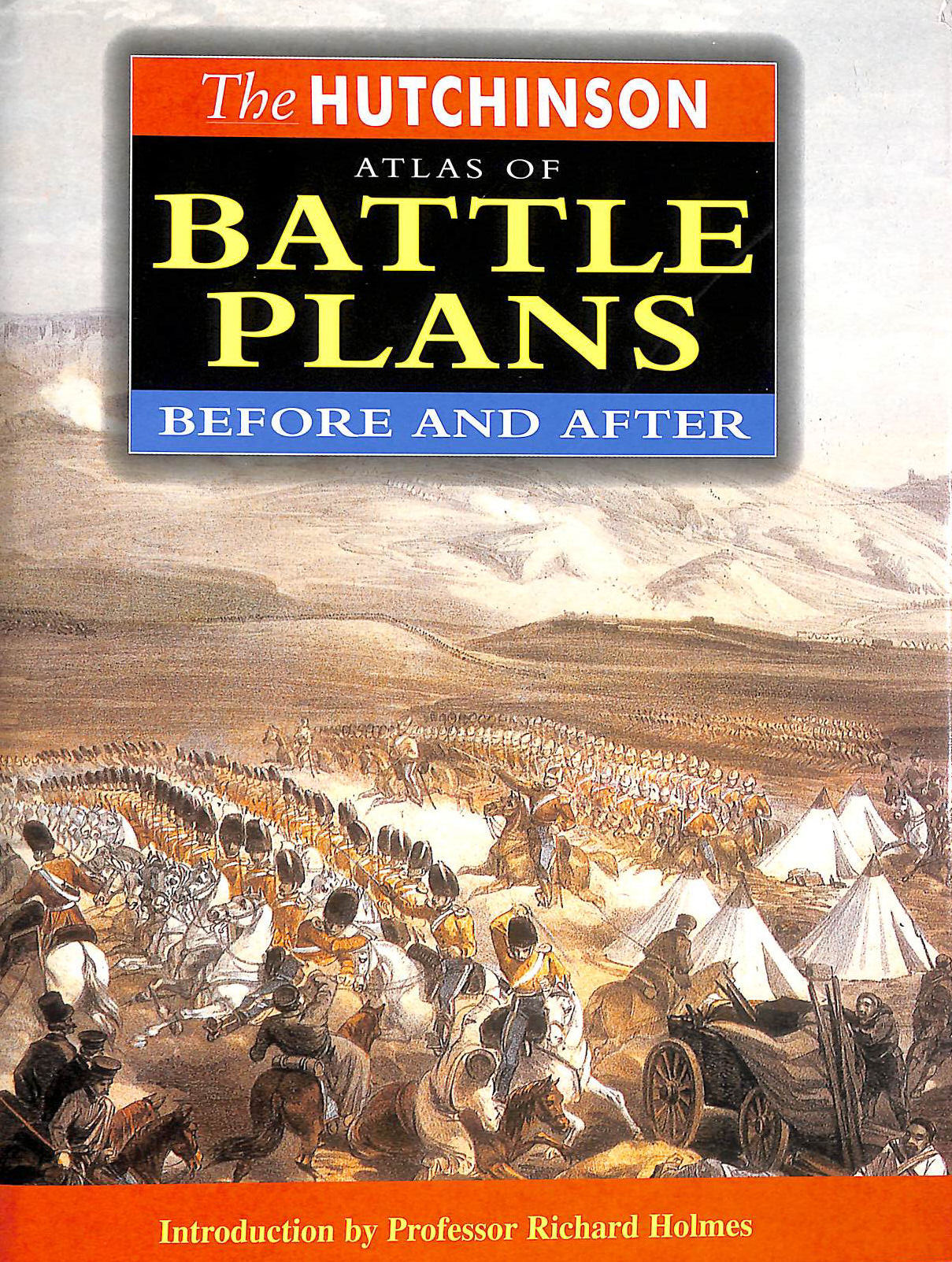 Image for The Hutchinson Atlas of Battle Plans: Before and After (Helicon history)