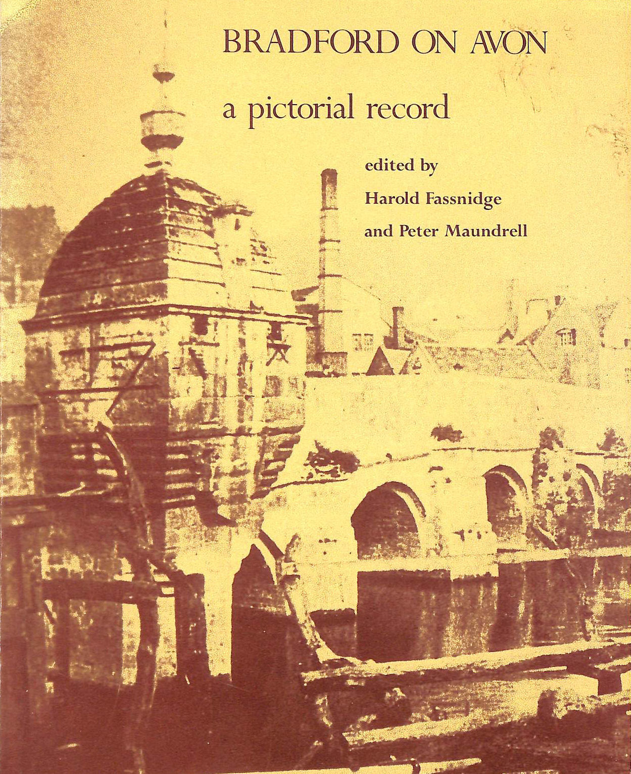 Image for Bradford on Avon: A Pictorial Record