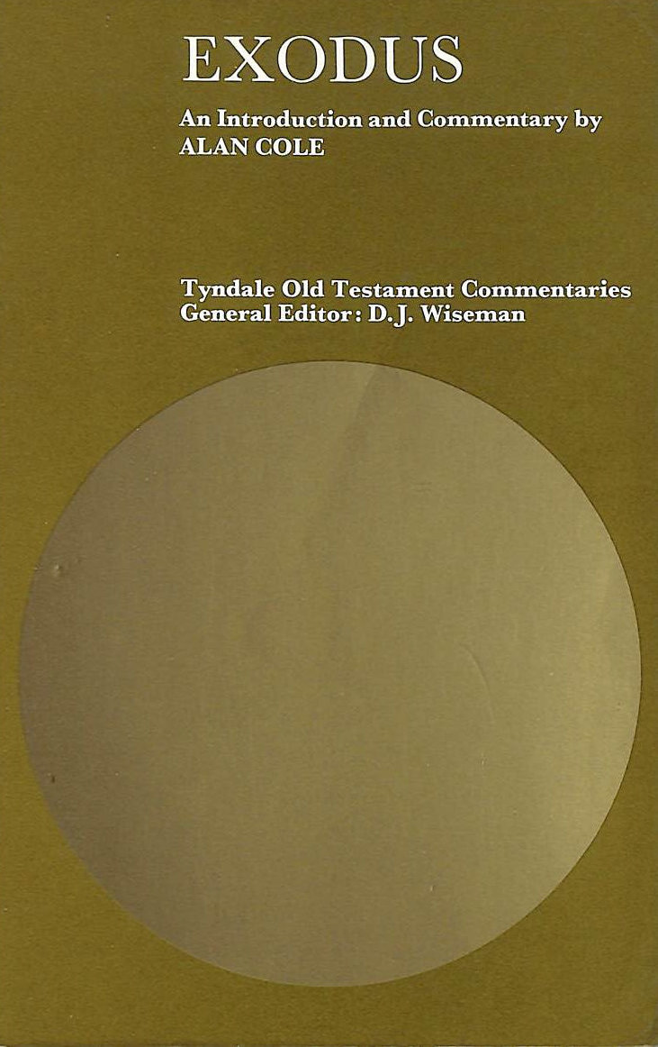 Image for Exodus (Tyndale Old Testament Commentary Series)