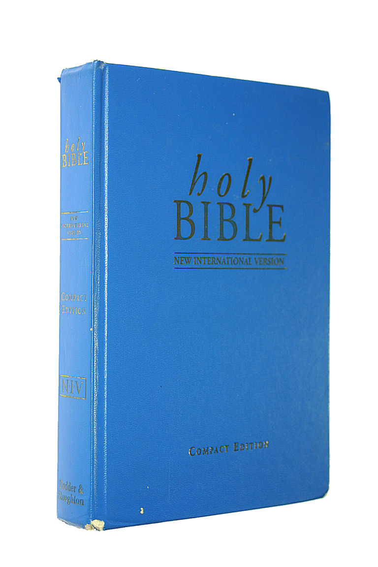 Image for NIV Compact Bible blue