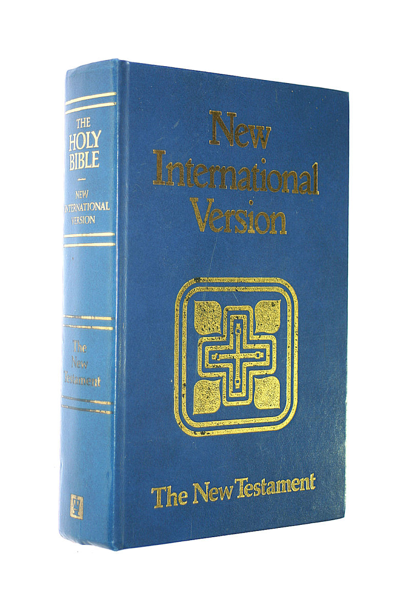 Image for New Testament: New International Version