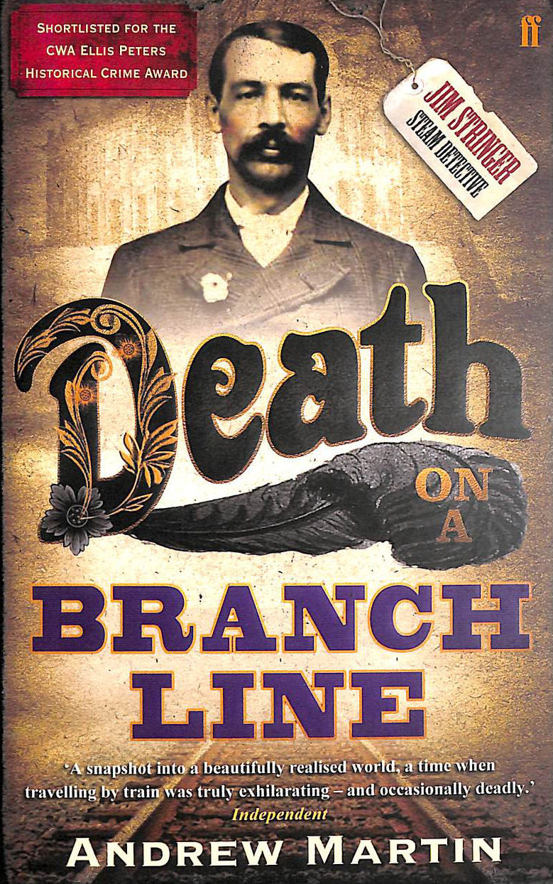 Image for Death on a Branch Line (Jim Stringer)