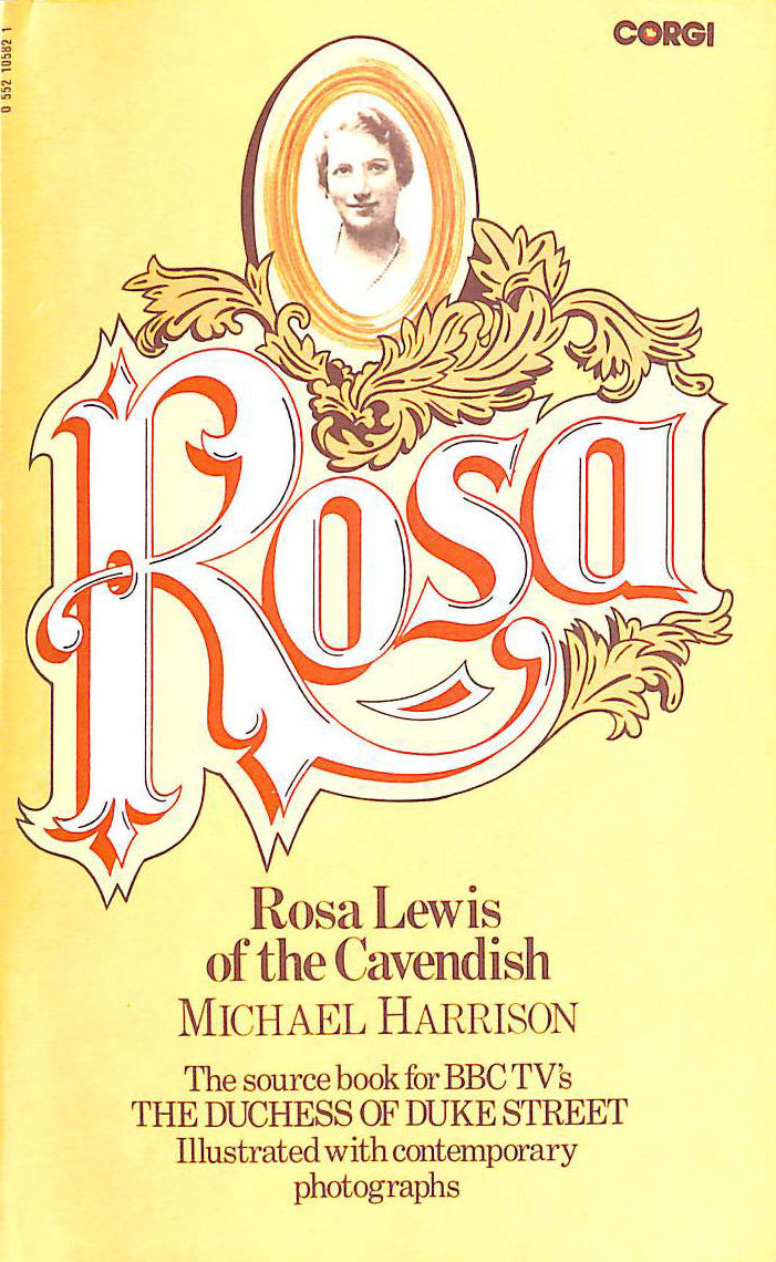 Image for Rosa: Rosa Lewis of the Cavendish