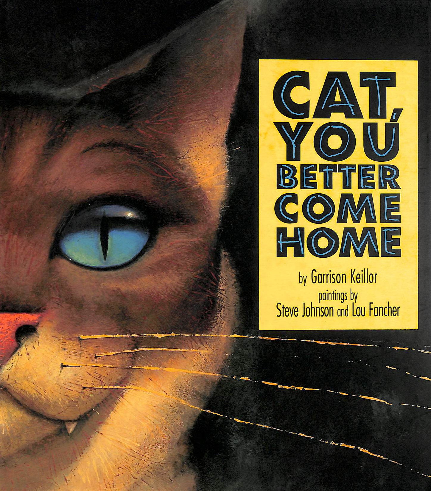 Image for Cat, You Better Come Home (Viking Kestrel picture books)
