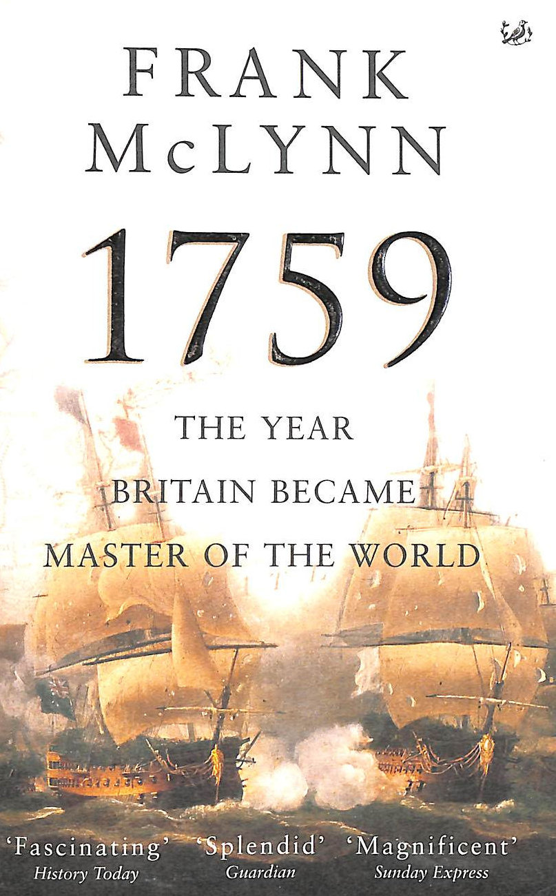 Image for 1759: The Year Britain Became Master of the World