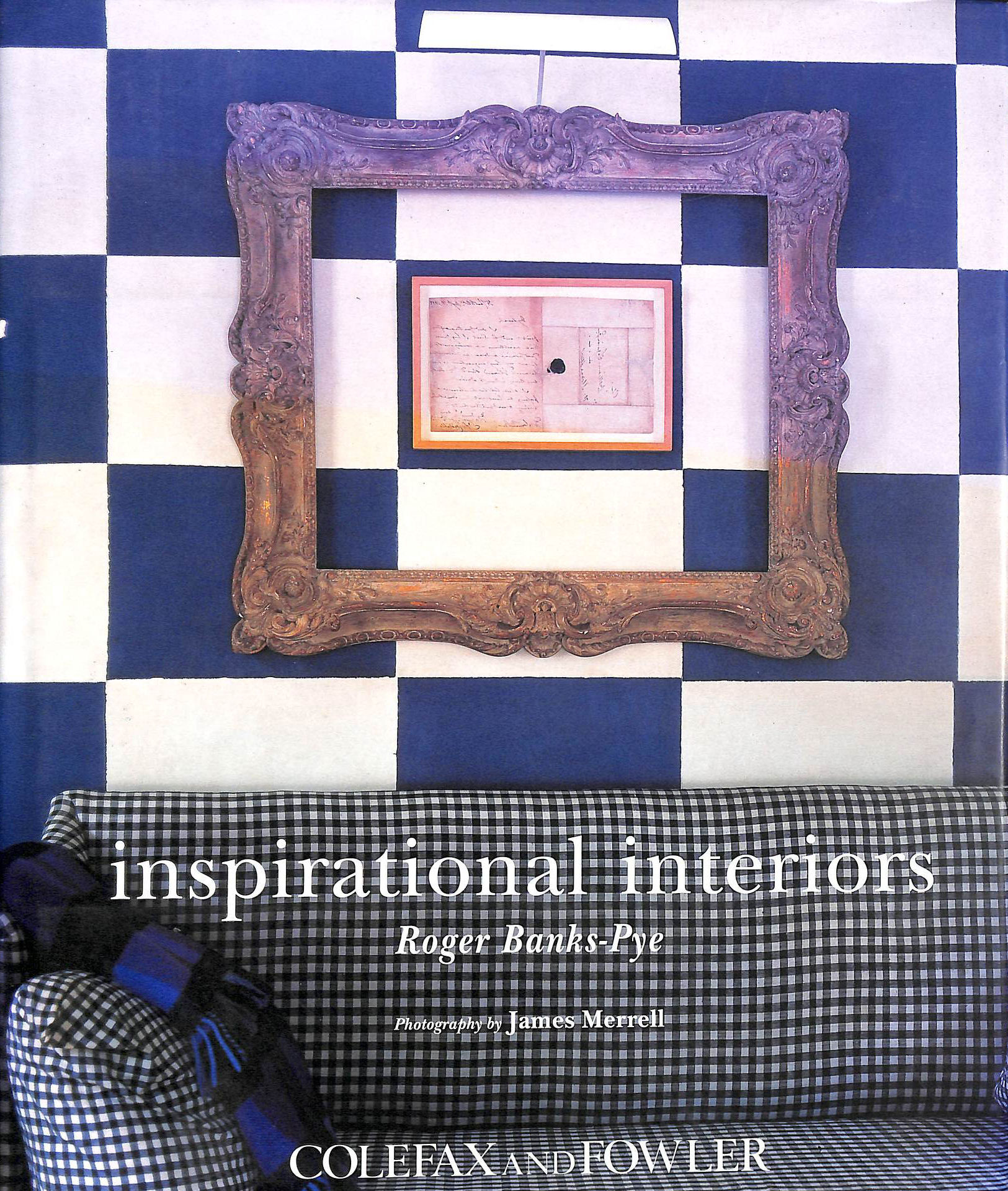 Image for Inspirational Interiors: Colefax and Fowler