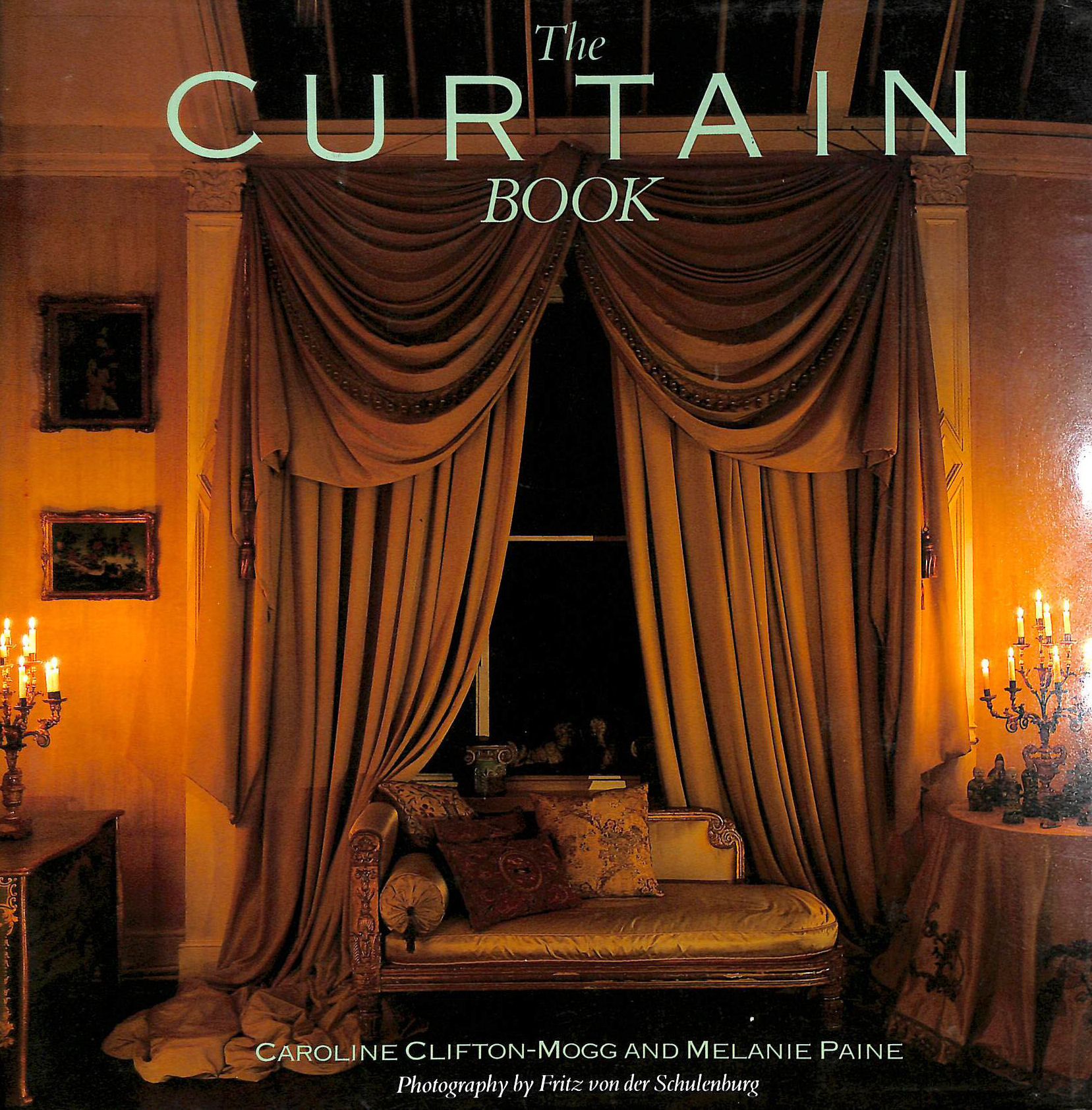 Image for The Curtain Book (English and Spanish Edition)