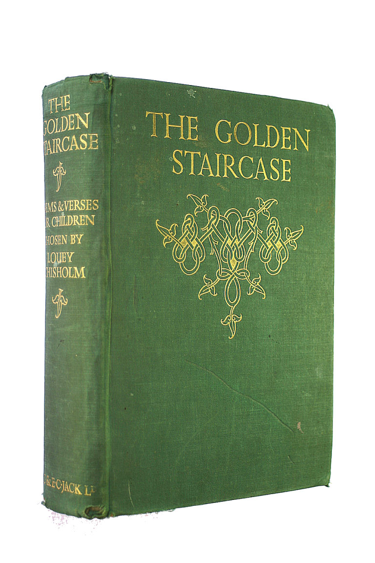 Image for The Golden Staircase: Poems and Verses for Children