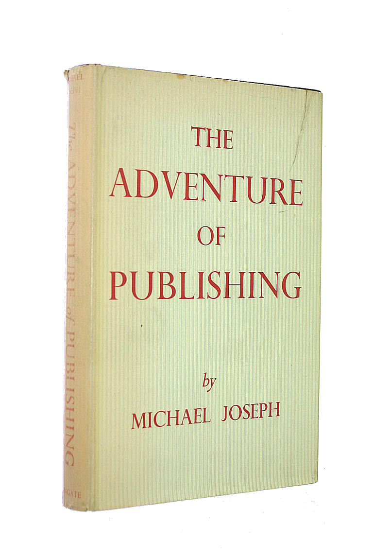 Image for The Adventure of Publishing
