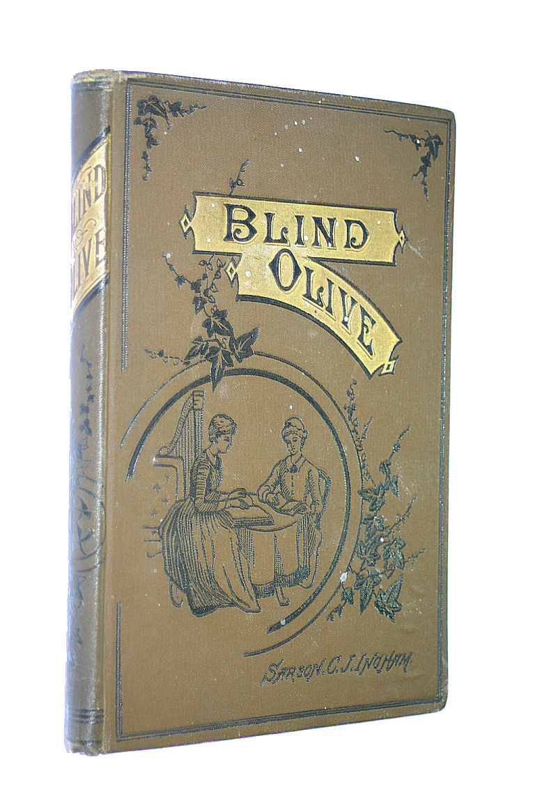 Image for Blind Olive (or Dr. Greyvill's Infatuation)