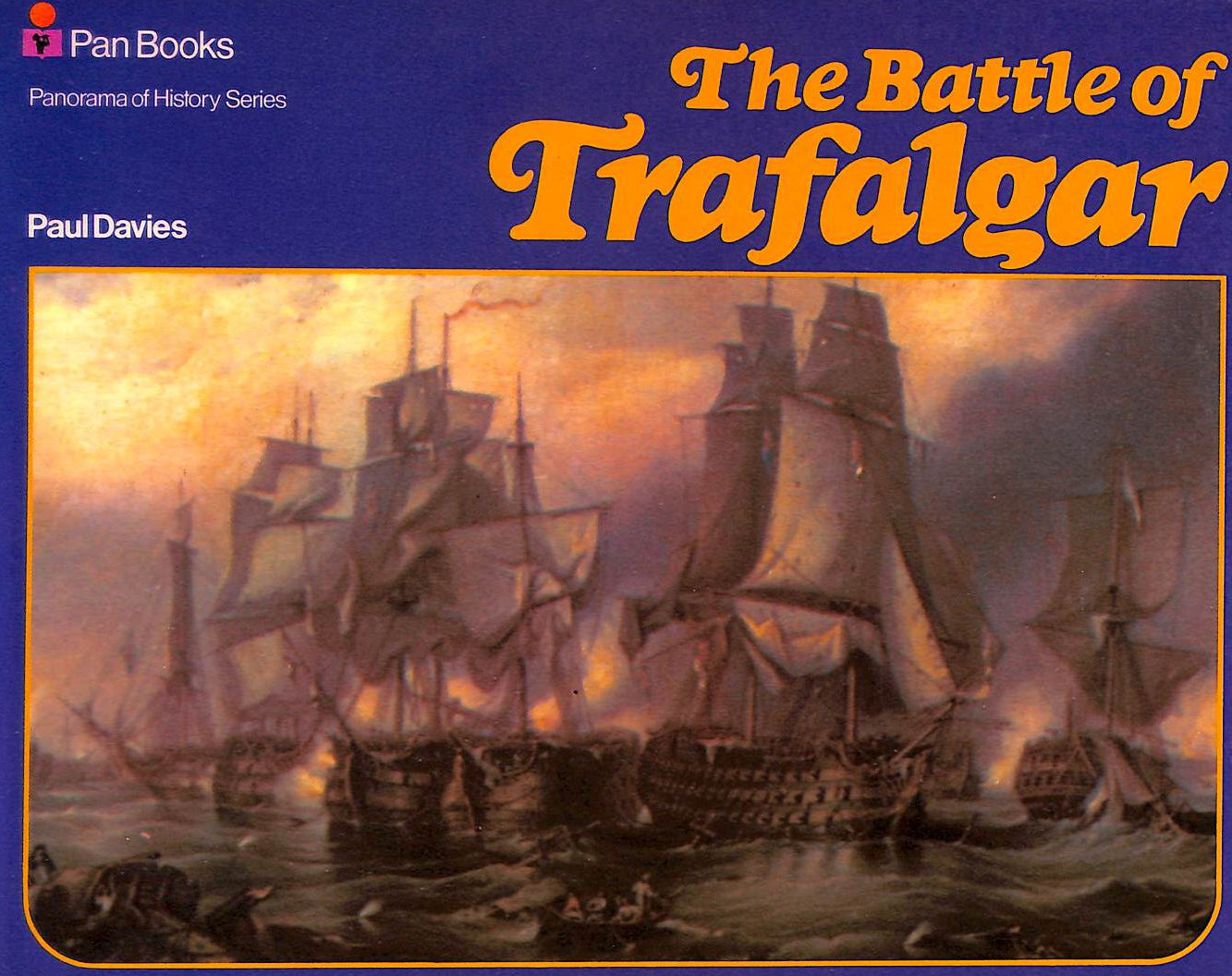 Image for Battle of Trafalgar (Panorama of History)