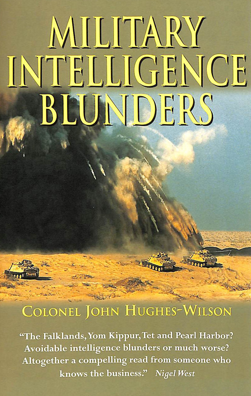 Image for Military Intelligence Blunders