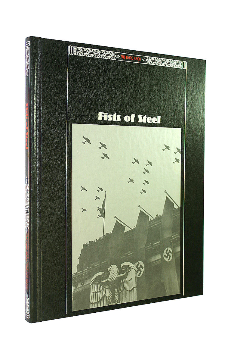 Image for Fists of Steel (Third Reich)