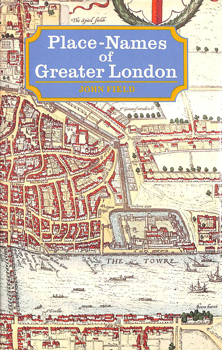 Image for Place Names of Greater London