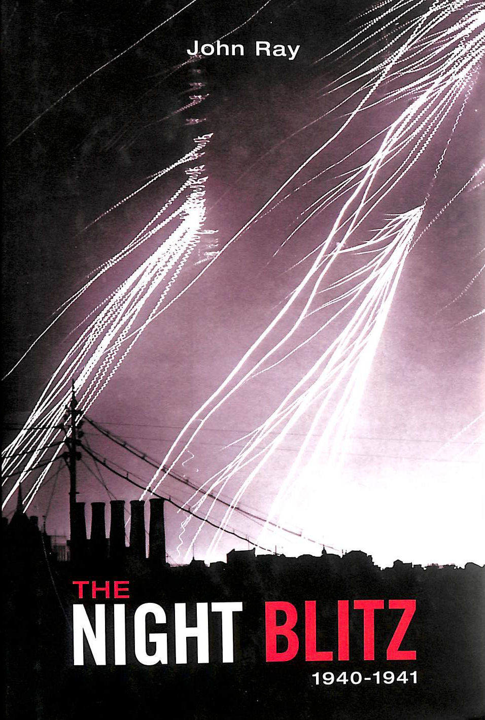 Image for The Night Blitz: 1940-1941