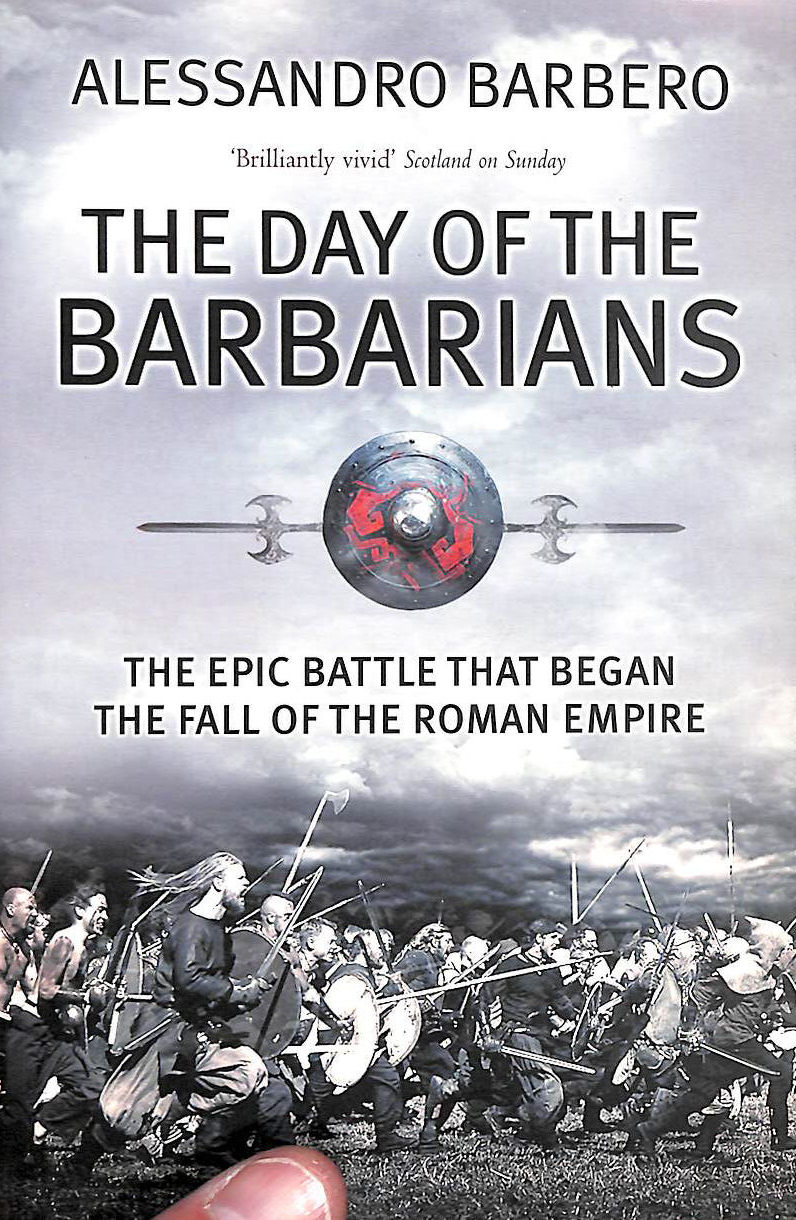 Image for The Day of the Barbarians