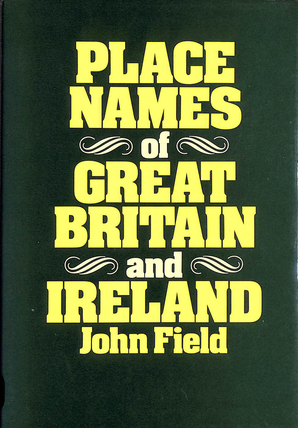 Image for Place Names of Great Britain and Ireland