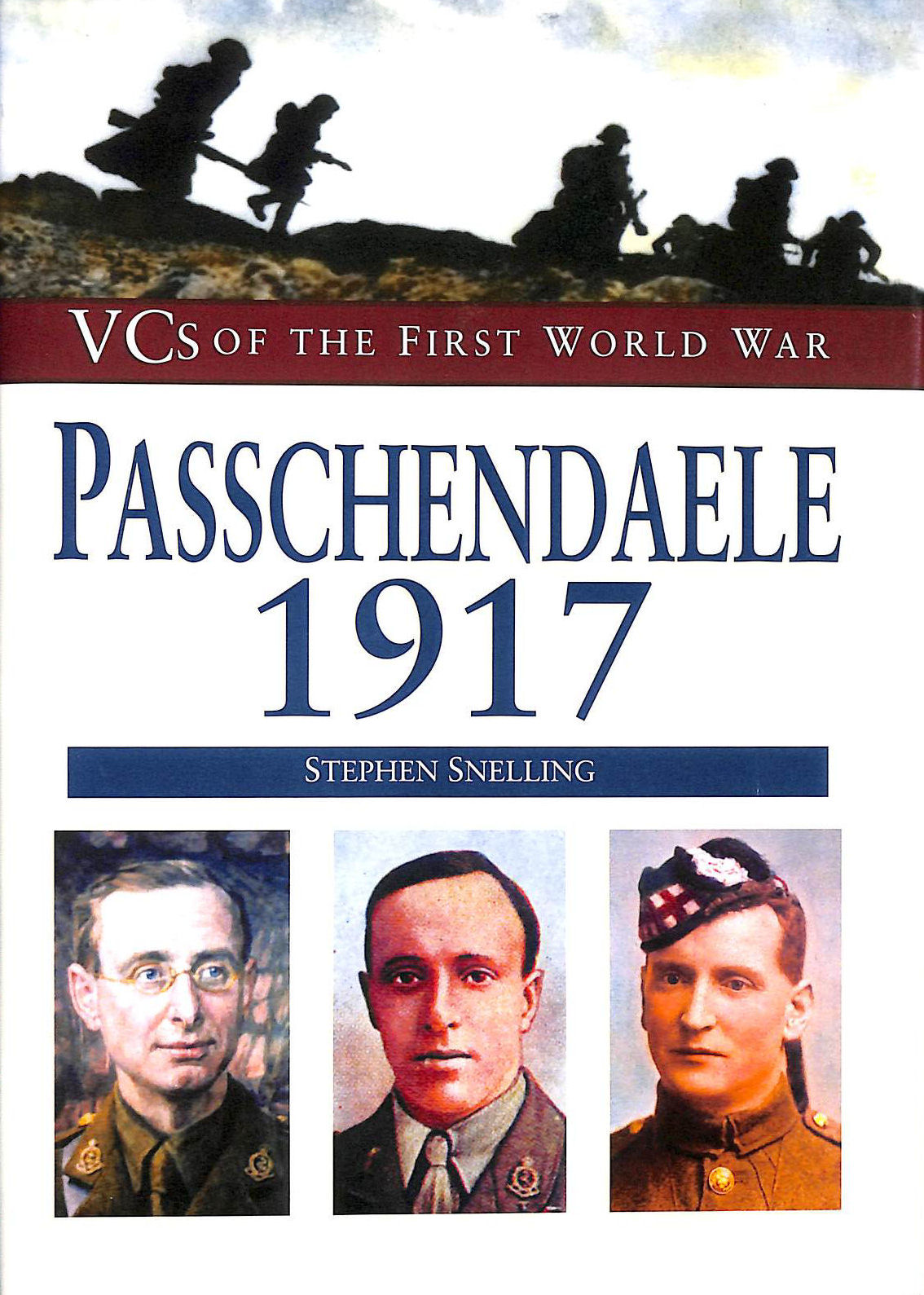 Image for Passchendaele, 1917 (VCs of the First World War)