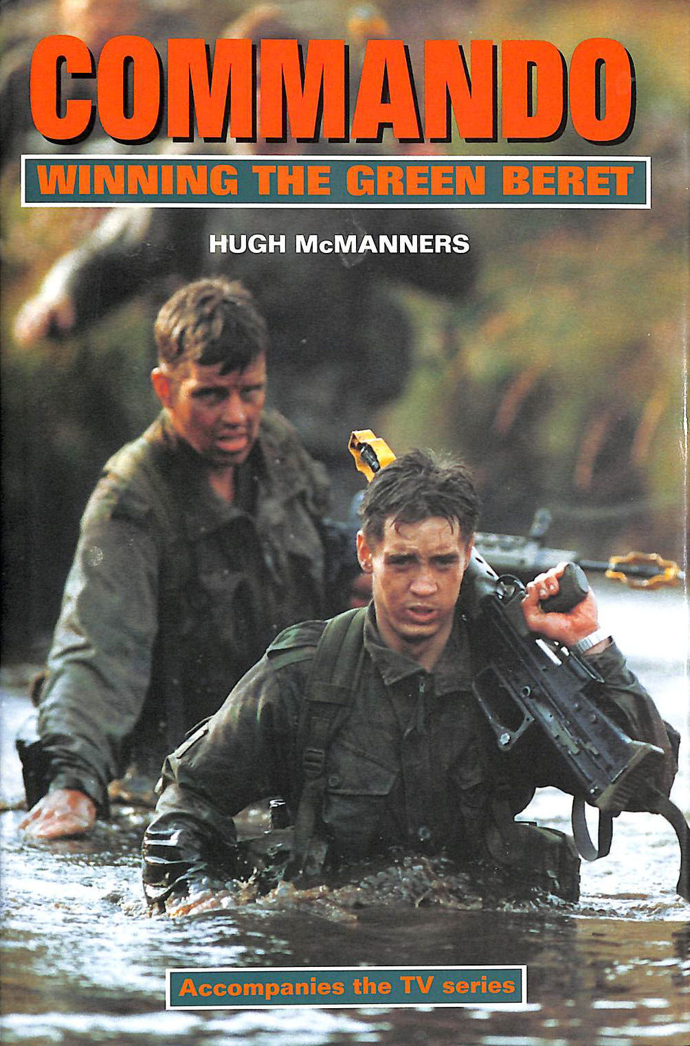 Image for Commando: Winning the Green Beret (Network Books)