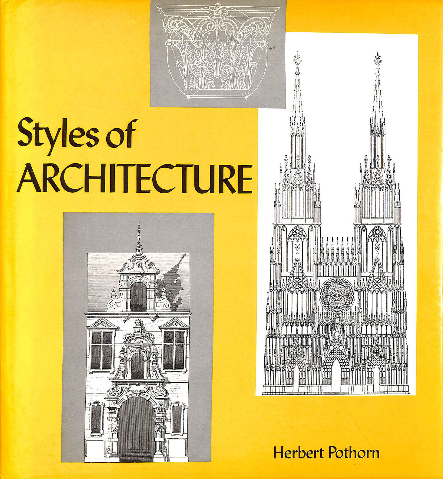 Image for Styles of architecture