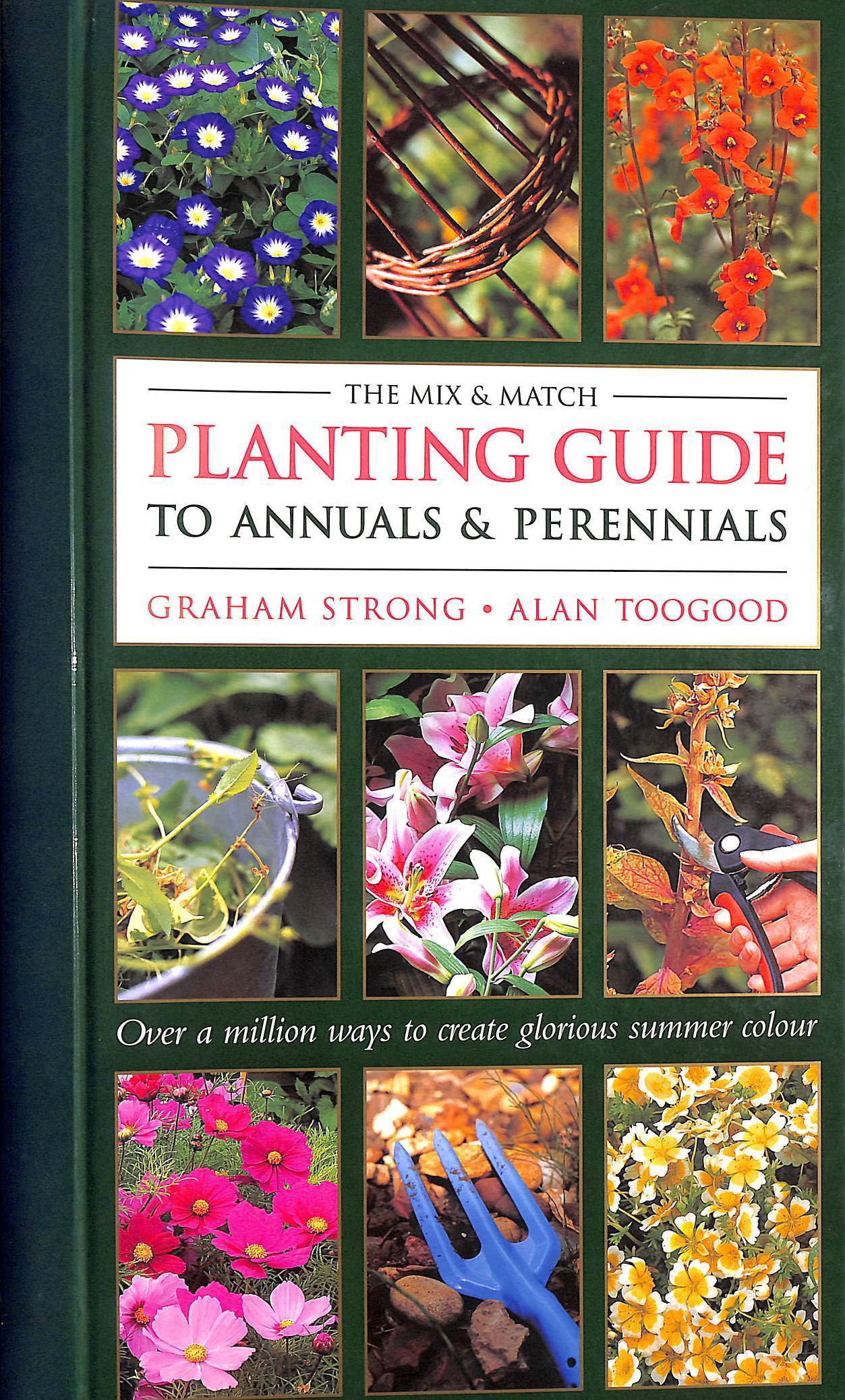 Image for The Mix and Match Planting Guide to Annuals and Perennials
