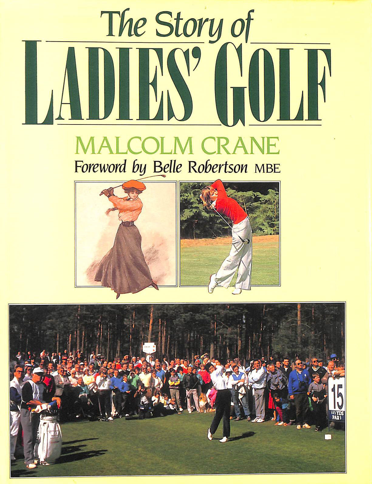 Image for The Story of Ladies' Golf