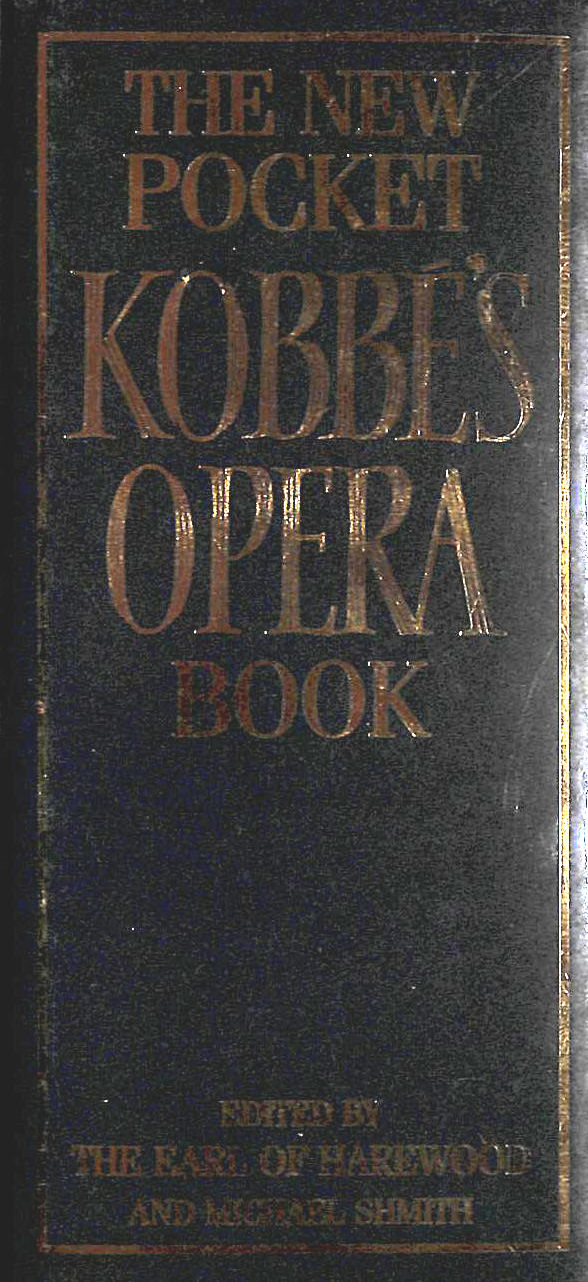 Image for The New Pocket Kobbe's Opera Book