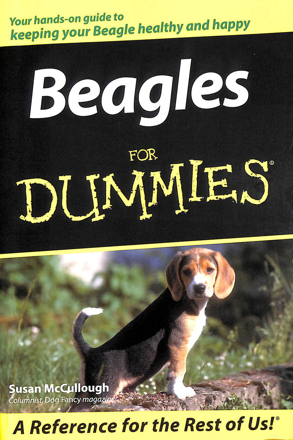 Image for Beagles for Dummies