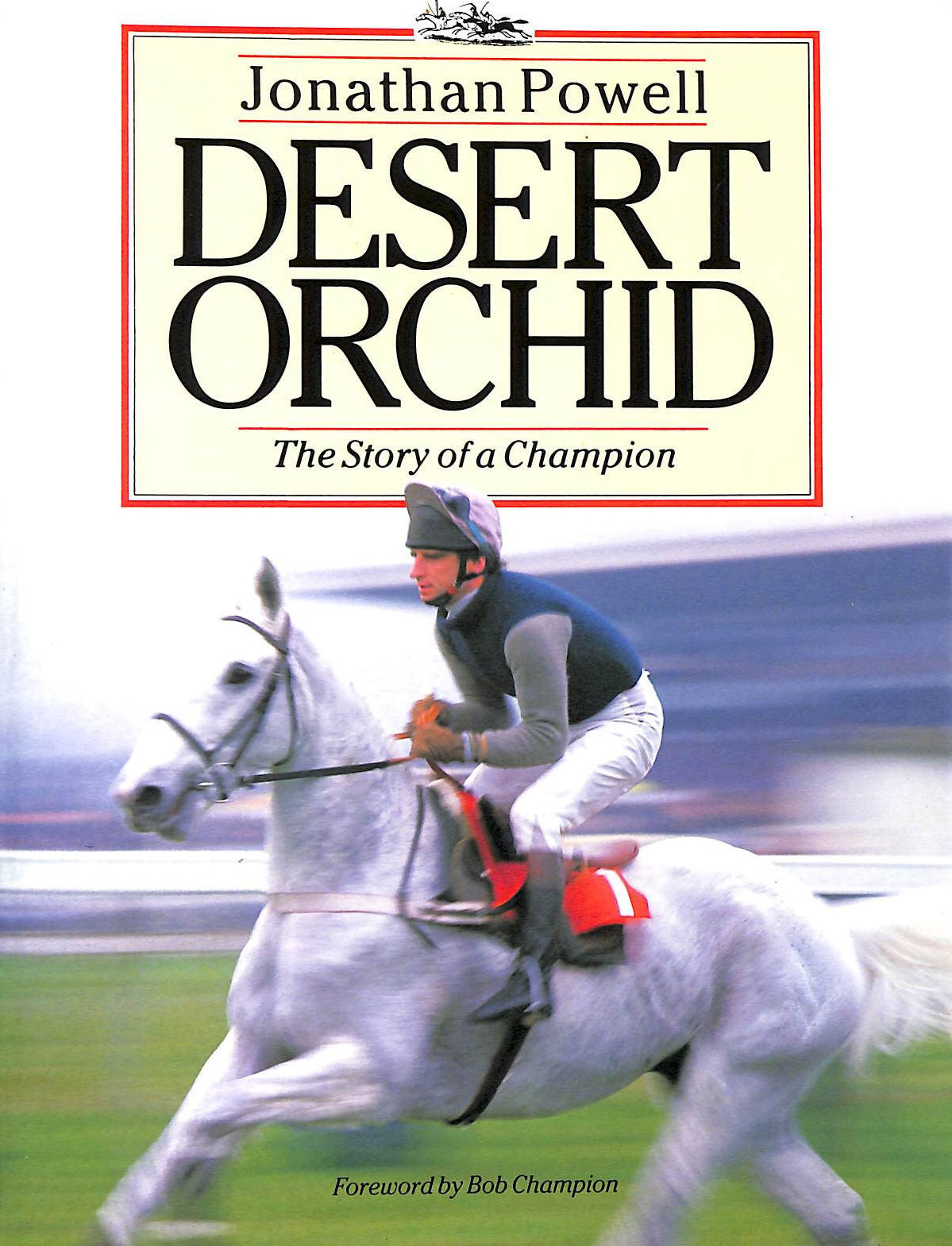 Image for Desert Orchid: Story of a Champion