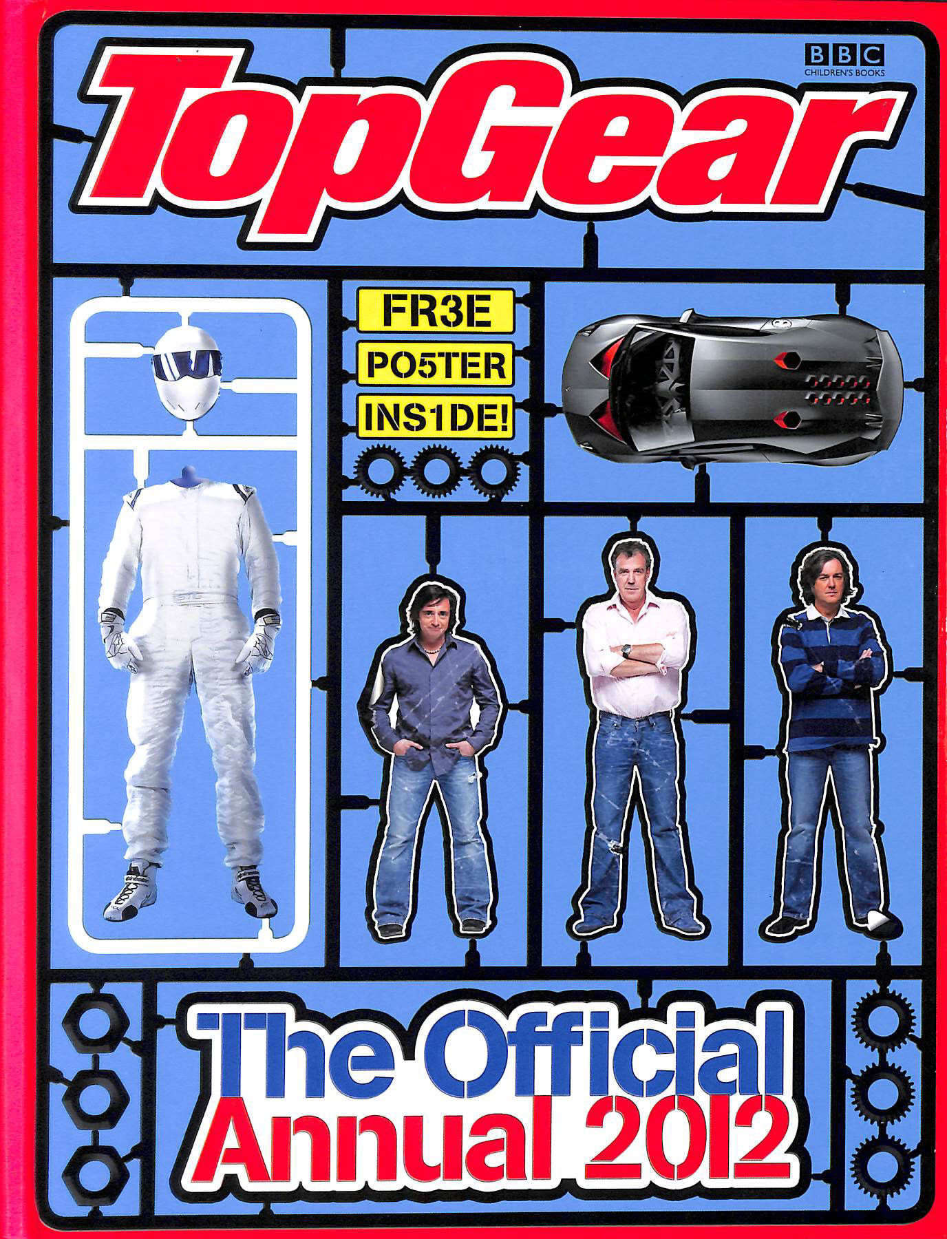 Image for Top Gear: Official Annual 2012 (Annuals 2012)